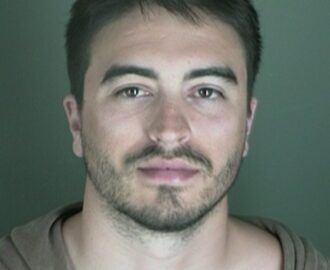 Justin David Feinberg, arrested on suspicion of trying to ship drugs hidden in a porn magazine